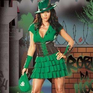 Dreamgirls Robyn da hood sexy Robin Hood costume